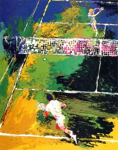 tennis art - Google Search