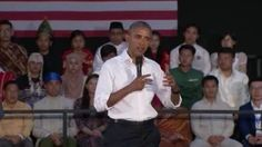 Wait … What? Obama Just Told Asian Youth that Americans Are LAZY? [video]...WHO THE HELL ELECTED THIS JERK???!?