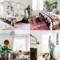 TODAY ON THE BLOG! 5 Bloglovin homes that will rock your decor world for sure! And cmn is that bed sick or not ? :) Click bio link to read blog post!