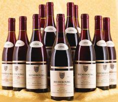#Richebourg grand cru Henri Jayer 1959 #Bourgogne Côte d'Or  Un des plus grands vins au monde !