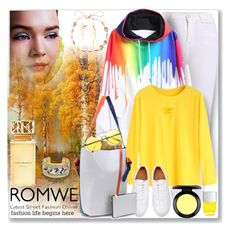 """""""www.romwe.com-XXIV-5"""" by ane-twist ❤ liked on Polyvore featuring Tory Burch, MAC Cosmetics and Nails Inc."""