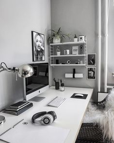 Best Workspace Design And Decor Ideas For Cozy Your Workspace Inspiration. Working at home is not a strange thing and it becomes the main choice for some people, coupled with the advancement of inf…