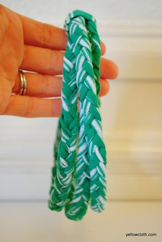 mommy is coo coo: How to make a Braided Headband#more