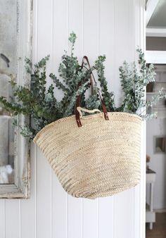 Садовые растения и цветы в плетеных корзинах - Дизайн интерьеров | Идеи вашего дома | Lodgers