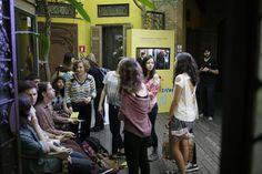 """O Centro Cultural Rio Verde recebeu no dia 16 de novembro  mais uma edição do""""Som na Faixa"""", projeto mensal promovido pela GVT, com entrada totalmente Catraca Livre.  Participaram Charlie & Os Marretas."""