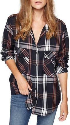 Perfect Plaid shirt for fall
