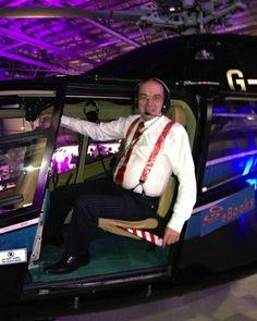 iGO eBooks } Helicopter Promotion @ London Biggin Hill