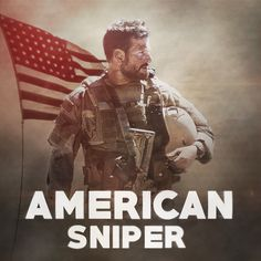 American Sniper Poster on Behance