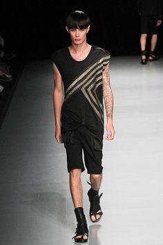 ato  2012 Spring Summer  #fashion #menswear