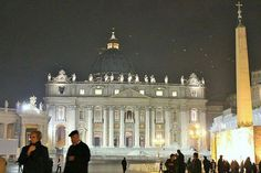 St. Peter's Basilica 12/25/2012
