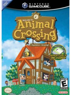 Animal Crossing: Population Growing - played this one after playing City Folk back in 2008. The game's changed a lot over the years!