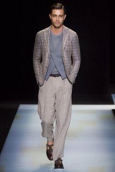 dd9bcc3159f9 See the complete Giorgio Armani Spring 2016 Menswear collection.