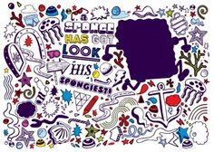 Crush | Nickelodeon - Spongeob DoodleBob Style Guide Character Illustration