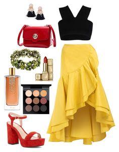 """""""tangoo"""" by andriperazas on Polyvore featuring moda, VANINA, Valentino, Shellys, MAC Cosmetics y Guerlain"""