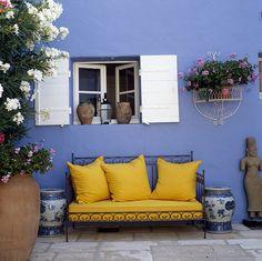 Garden Seats uma tendência na decoração