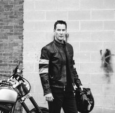 Keanu Reeves and ARCH Motorcycle