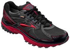 Waterproof running shoes for all seasons: Brooks Adrenaline ASR 10 GTX