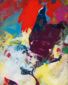 Gerhard Richter » Art » Paintings » Abstracts » Sinbad » 905-19