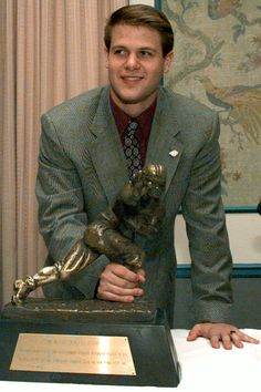 Florida Gators - 1996 Heisman Memorial Trophy - Danny Wuerffel