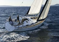 Bavaria 34 Cruiser (2 cab) Yacht Charter, 4+2 berths. Available for charter in Croatia, Greece, Italy etc.