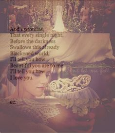 Ill tell you how beautiful you are to me ❤ Fan made (Twilight)