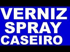 VERNIZ SPRAY CASEIRO - YouTube