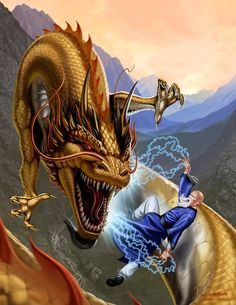 """Rifts China 3: Masters of Magic"""
