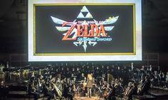 Das Zelda Konzert in Wien war der Wahnsinn! - Zock Around The Clock