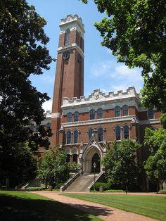 Vanderbilt University in Nashville, Tennessee