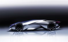 This Is Peugeot's 875HP Vision Gran Turismo Virtual Racer [w/Video]