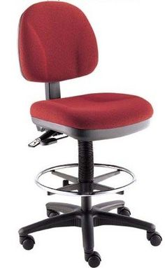 Office Master Office Chair - Pin it:-)  Follow us :-)) AzOfficechairs.com is your Office chair Gallery ;) CLICK IMAGE TWICE for Pricing and Info :) SEE A LARGER SELECTION of  office master office chair at  http://azofficechairs.com/?s=office+master  - office, office chair, home office chair - Office Master BC45 Black Fabric Multi-Function Drafting Bar Counter Stools Chairs « AZofficechairs.com