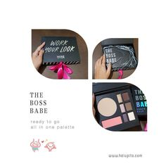 I believe all women are pretty without makeup -- but with the right makeup can be pretty powerful  Thanks for the gift @makeoverid  The boss babe? Yes i am  --- #lifestyle #bloggers #lifestyleblogger #Jakarta #makeovergiveaway #makeoverid #makeup #style #WorkYourkLook