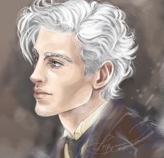 James 'Jem' Carstairs...<3