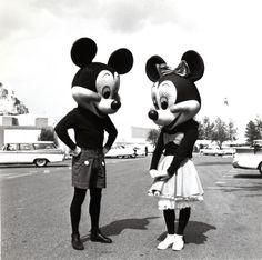 Disneyland c. 1950's