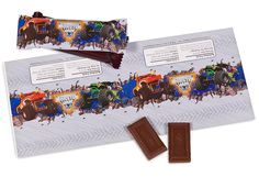Monster Jam Birthday Candy Bar Wrappers.