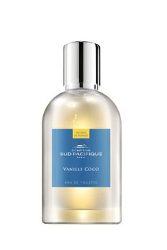 The Eau de Toilette Spray Vanille Coco from the Les Vanillees range by Comptoir Sud Pacific transports your senses to sunny beaches abroad. Sweet scents such as vanilla, banana and coconut round off this wonderful fragrance. Aqua, Banana Fruit, Fig Fruit, Banana Leaves, Fig Leaves, Top Banana, Banana Cream, Juicy Fruit, Vanilla Sugar