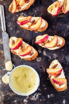 Roasted Peaches and