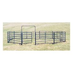 """Mfr #: 44146017, Length: 6', Finished with premium powder coat paint, a full bake polyester powder unmatched against tough outdoor conditions, Safety conscious corners, Chain hook - upDiameter: 1-5/8"""" tube Gauge: 18 / 20 steel, 14 center bracing Height: 9' Gauge: 18 / 20 Length: 6' Weight: 59 lb."""
