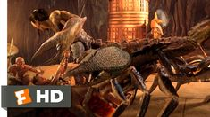 The Mummy Returns (11/11) Movie CLIP - Defeat of the Scorpion King (2001...