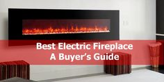 Best Electric Fireplace (June. 2017)