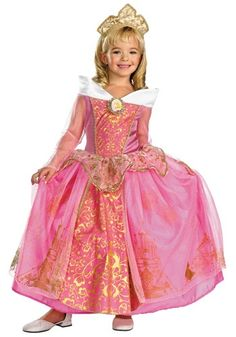 Disney Storybook Aurora Prestige Toddler / Child Costume [Disney Character Costumes - Chil] - In Stock Costume Princesse Disney, Princess Aurora Costume, Disney Princess Costumes, Disney Costumes, Disney Princesses, Popular Halloween Costumes, Halloween Costumes For Girls, Girl Costumes, Halloween Kids