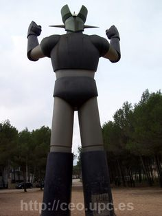 Mazinger Z en Tarragona