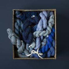 Midnight inspiration, discovered whilst delving through our archive - it's easy to see why blue is one of our most popular hues. Merino Wool Blanket, Icon Design, Hue, Neutral, Unique, Archive, Popular, Inspiration, Instagram