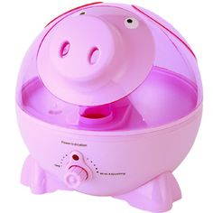 Pig Humidifier...this one is for you Leann!