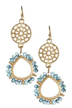 Bansri Blair Dangle Earrings by Assorted on @HauteLook