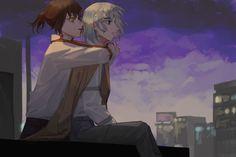 Manhwa, Lovable Images, K Project Anime, Boy Dog, Best Waifu, Manga Illustration, Neon Genesis Evangelion, Cute Anime Couples, Manga Girl