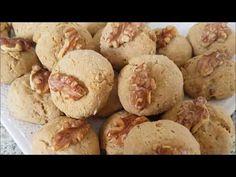 marokkaanse walnotenkoekjes suikerfeest koekjes eid koekjes walnut cookies - YouTubevideotutorials