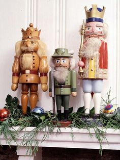 I love to collect Nutcrackers