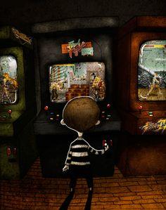 The Art Of Animation, Berk Ozturk
