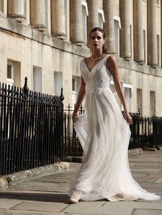 Hochzeitskleid Romantica